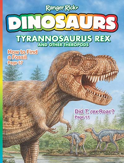 Latest issue of Zoodinos
