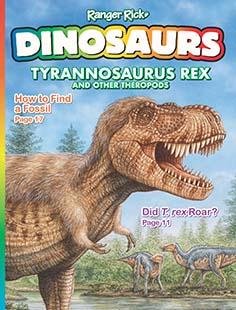 Latest issue of Zoodinos Magazine