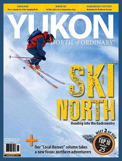 Subscribe to Yukon, North of Ordinary