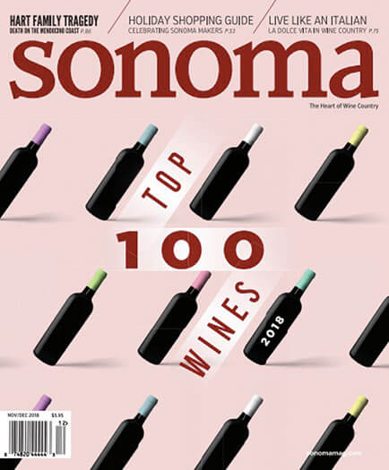 Latest issue of Sonoma Magazine