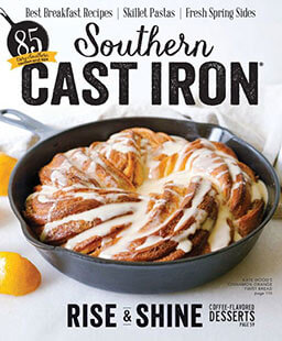 Latest issue of Southern Cast Iron Magazine