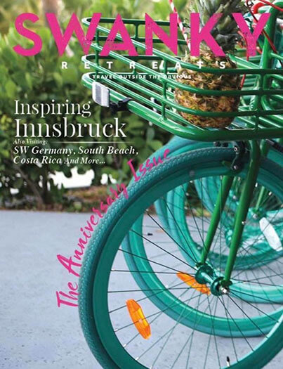 Best Price for Swanky Retreats Magazine Subscription
