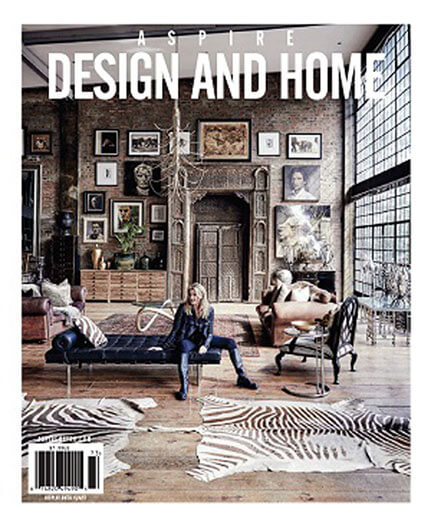 Latest issue of Aspire Design and Home