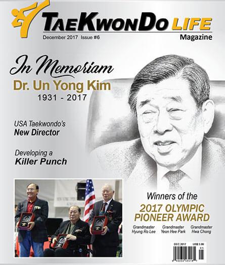 Latest issue of Tae Kwon Do Life Magazine