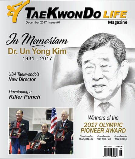 Subscribe to Tae Kwon Do Life Magazine