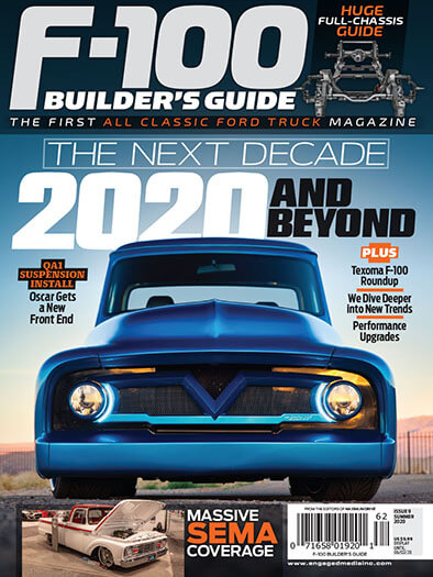 Latest issue of f100 Builders Guide