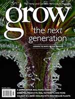 Grow Magazine - The Quintessential Cannabis Horticulture Magazine! 1 of 5