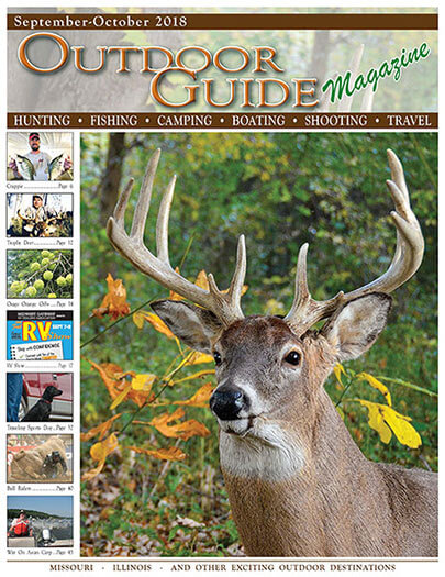 Latest issue of Outdoor Guide