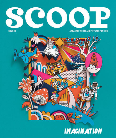 Latest issue of Scoop Magazine