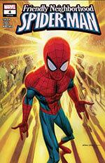 Friendly Neighborhood Spider-Man 1 of 5