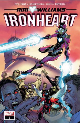 Latest issue of IronHeart