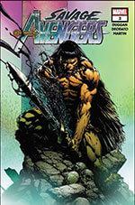 Savage Avengers 1 of 5