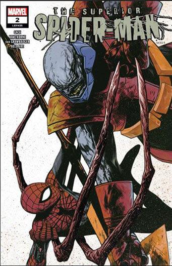 Latest issue of Superior Spider-Man Magazine