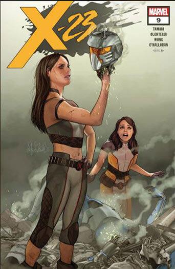 Latest issue of X-23 Magazine