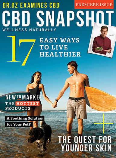 Best Price for CBD Snapshot Magazine Subscription