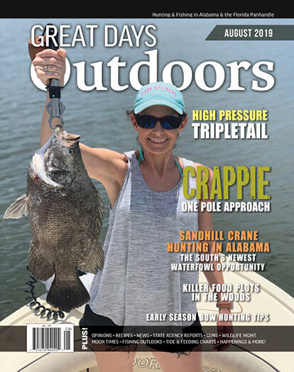 Latest issue of Great Days Outdoors