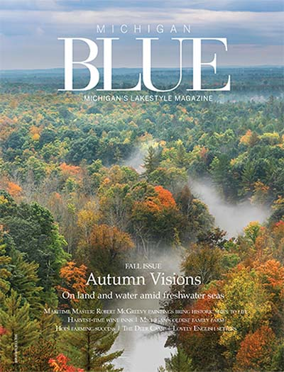 Latest issue of Michigan Blue