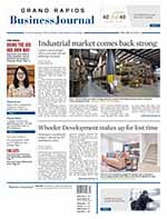 Grand Rapids Business Journal 1 of 5