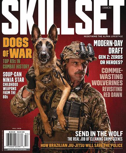Latest issue of Skillset