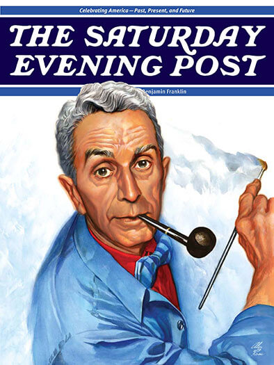 Latest issue of Saturday Evening Post Magazine