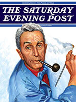 Saturday Evening Post 1 of 5