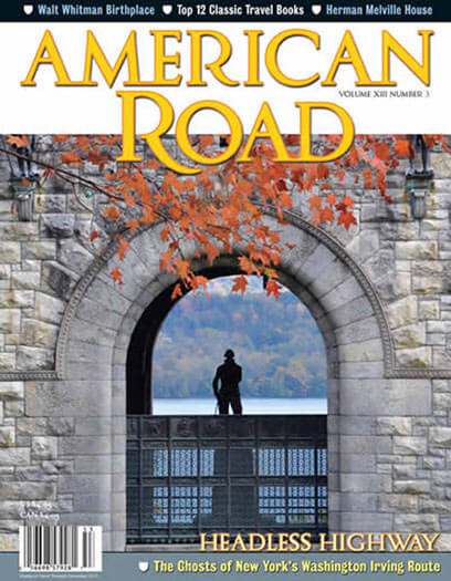 Latest issue of American Road