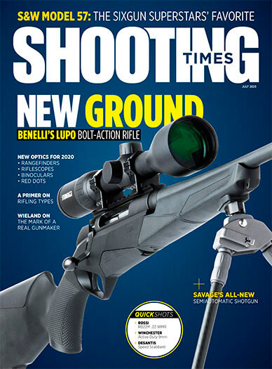 Latest issue of Shooting Times Magazine