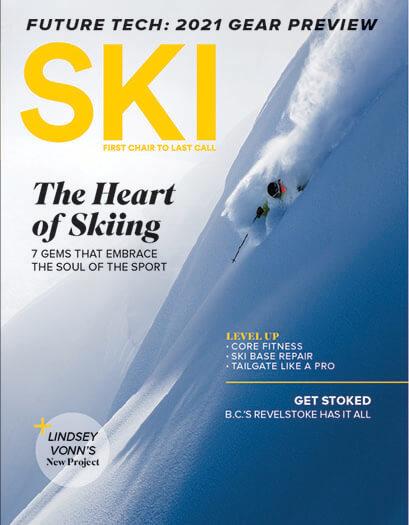Latest issue of SKI Magazine