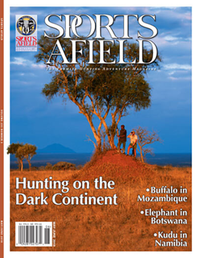 Latest issue of Sports Afield Magazine