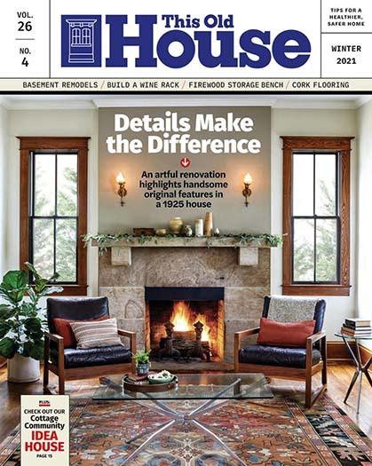 Best Price for This Old House Magazine Subscription