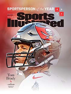 Latest issue of Sports Illustrated Magazine