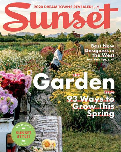 Sunset | Magazine Subscription from Magazine.Store