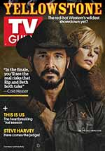 TV Guide Magazine 1 of 5