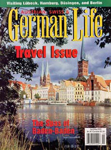 Latest issue of German Life