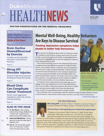 Subscribe to Health News