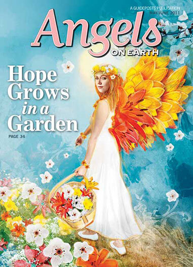 Latest issue of Angels on Earth