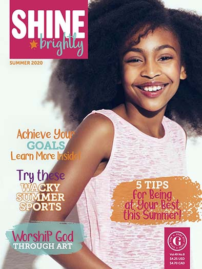 Latest issue of SHINE Brightly