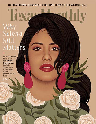 Latest issue of Texas Monthly