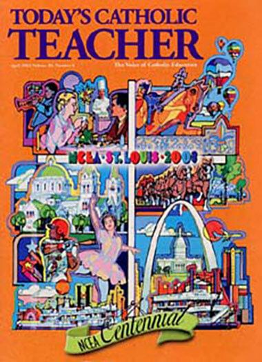 Latest issue of Today's Catholic Teacher Magazine