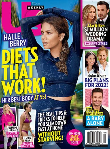 Us Weekly 6 Issues