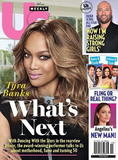 Latest issue of Us Weekly Magazine