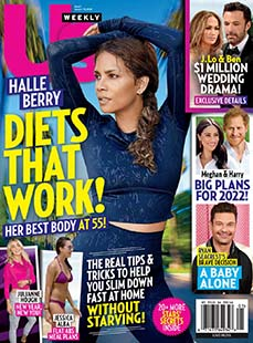 Latest issue of Us Weekly Magazine