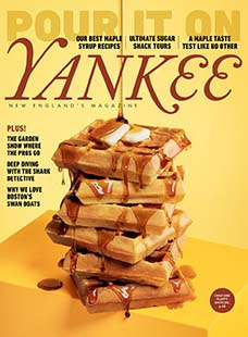 Latest issue of Yankee
