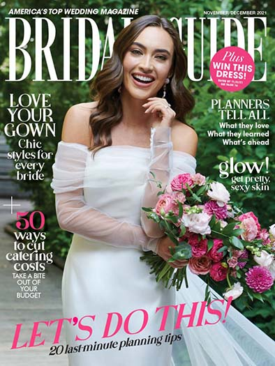 Latest issue of Bridal Guide Magazine