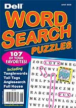Dell Word Search Puzzles 1 of 5