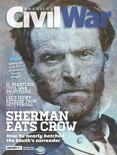 Latest issue of Americas Civil War
