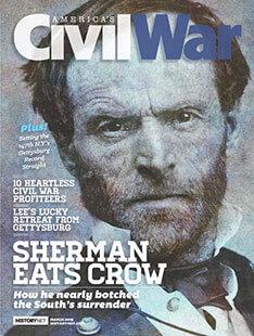Latest issue of Americas Civil War