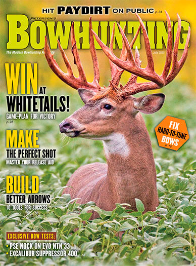 Latest issue of Bowhunting