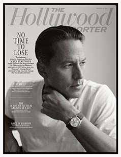 The Hollywood Reporter Magazine