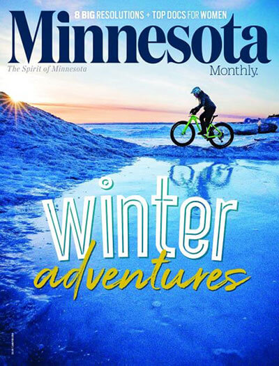 Latest issue of Minnesota Monthly